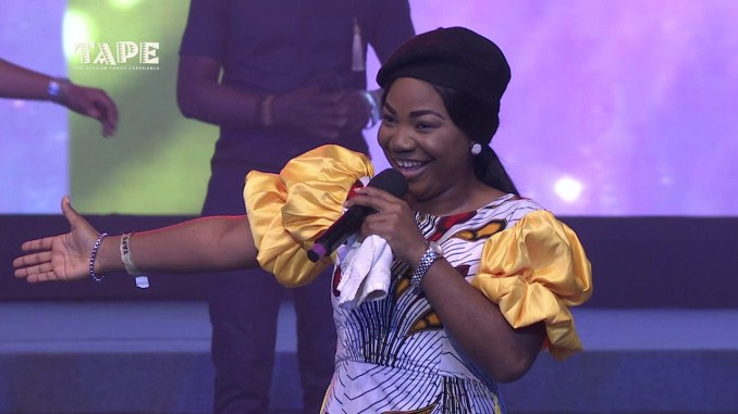 Mercy Chinwo   The African Praise Experience   TAPE 2019 - YouTube