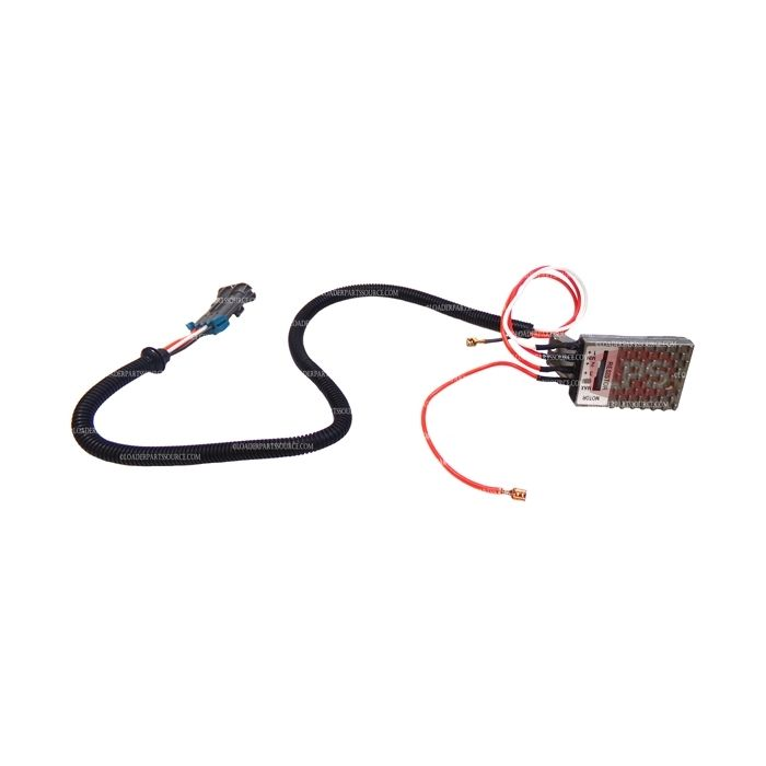 Bobcat T300 Compact Track Loader, Blower Speed Resistor