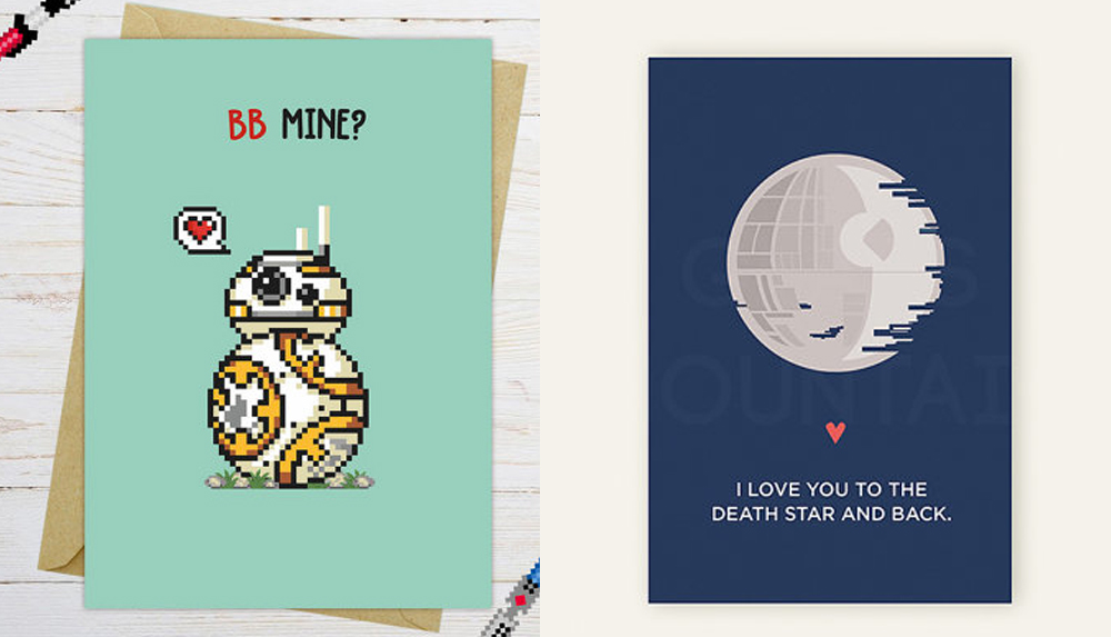 Star Wars Valentine Cards Roundup 2018 The Very Best
