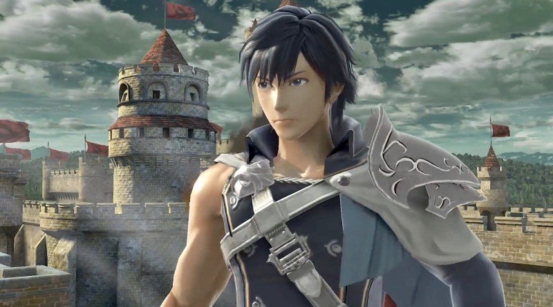 「super smash bros ultimate chrom」の画像検索結果