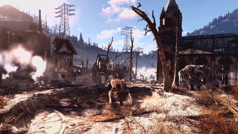 Nuclear Winter Gets Big Updates in New Fallout 76 Patch