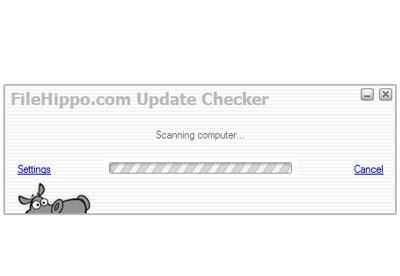 FileHippo.com Update Checker download free for Windows 10