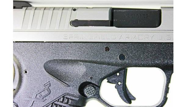 Springfield Armory XD-S .45 Packs a Punch! - TheArmsGuide.com