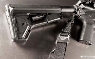 Magpul ACS-L: High Utility, Low Profile - TheArmsGuide.com