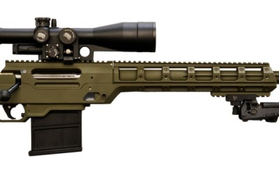 Special Operations Command New Sniper Rifle!
