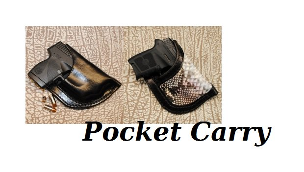 Concealed Carry - How to Carry (Pocket Carry) - TheArmsGuide.com