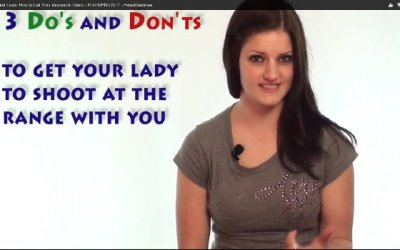 How to Get Your Lady to Shoot: 3 Do's and Don'ts - TheArmsGuide.com