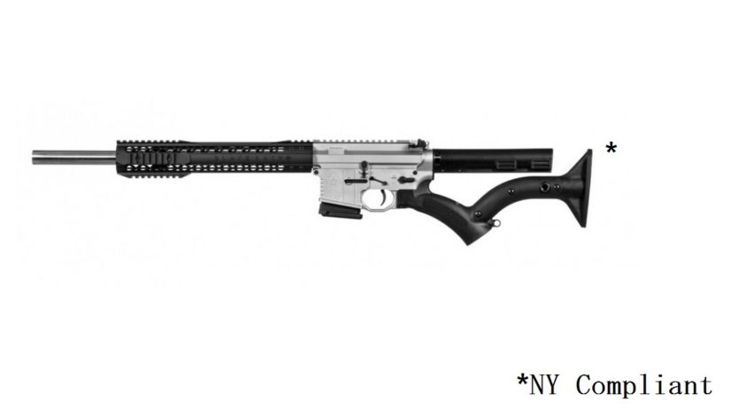 Take That, SAFE Act! NY Compliant AR by Black Rain