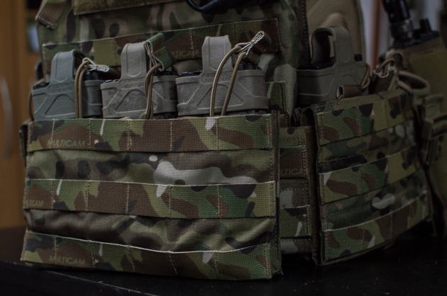 The removable kangaroo front flap