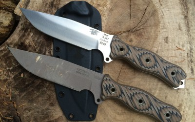 Matthew Axelson Tribute Knives