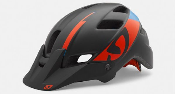Review: Giro Feature Mountain-Bike Helmet