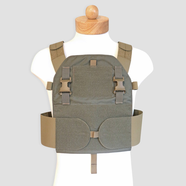 Perroz Designs Low-Profile Slick Plate Carrier