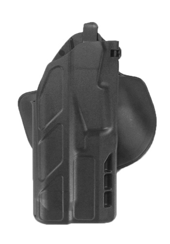 Custom Cutdown 7TS™ ALS® Concealment Paddle Light Holster