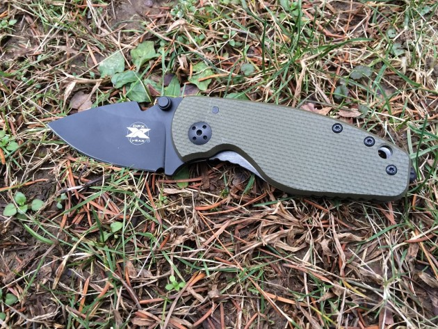 DPx HEAT Handle and Blade Material