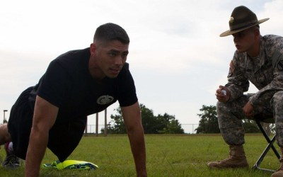 Think Like a Green Beret: Be Your Own Drill Sergeant