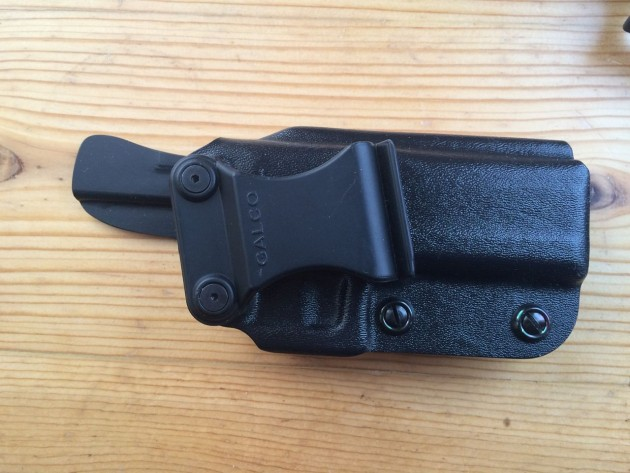Galco Triton Kydex Holster