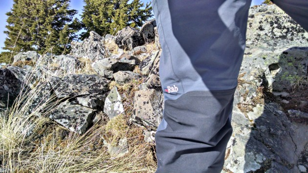Rab Ascender Pants: First Impressions