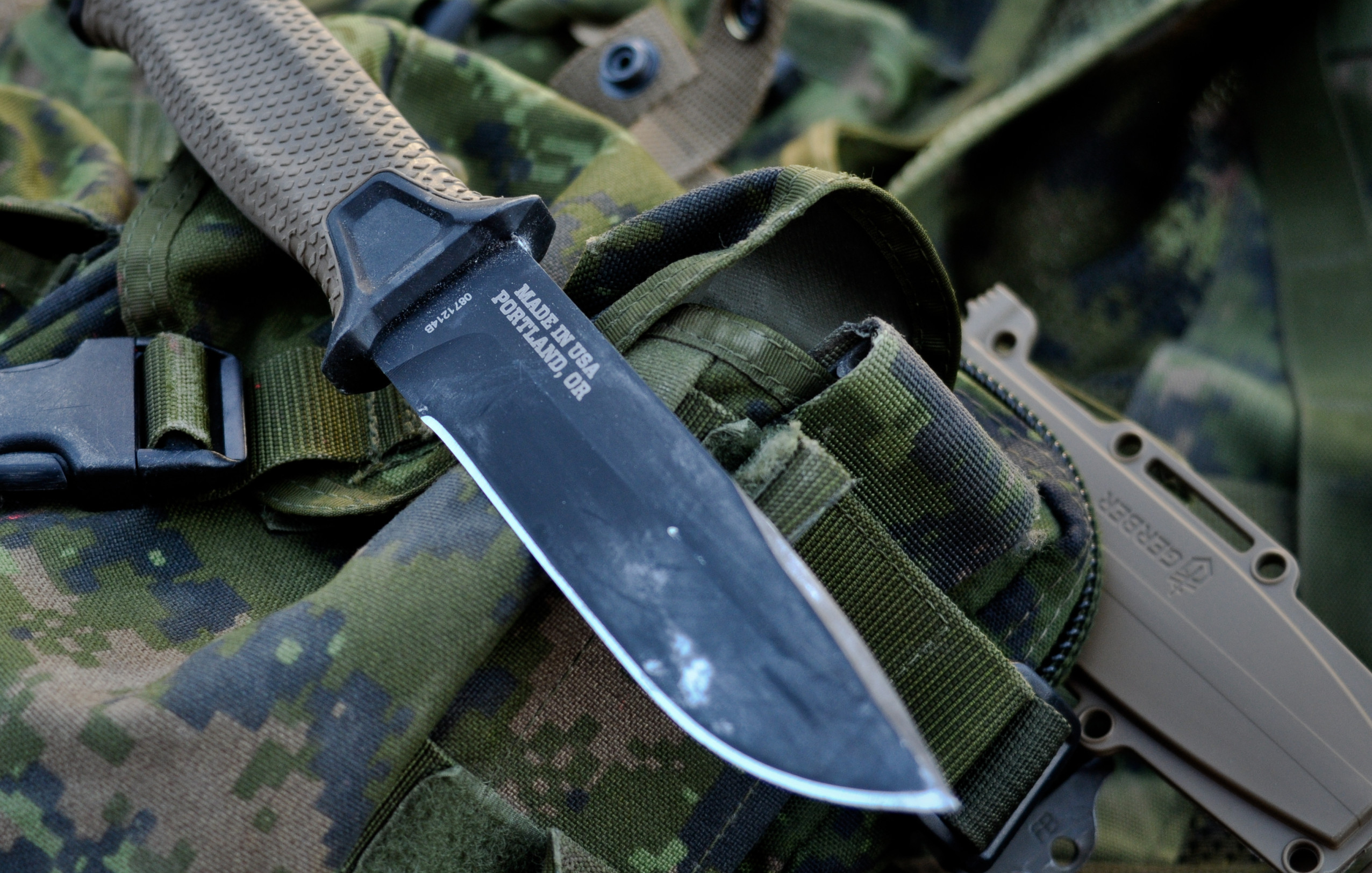 Gerber StrongArm Knife   The Loadout Room