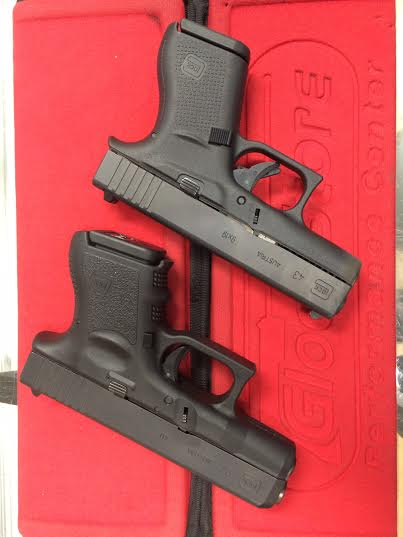 Glock 42 and 43: First Impressions