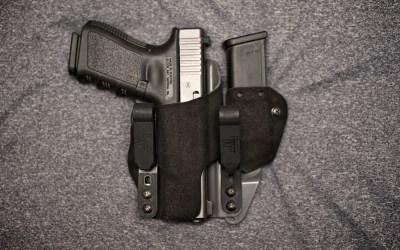How-to Draw Fast From Concealment using the INCOG Holster