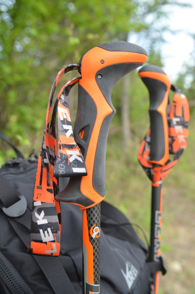 Are Trekking Poles the Answer?