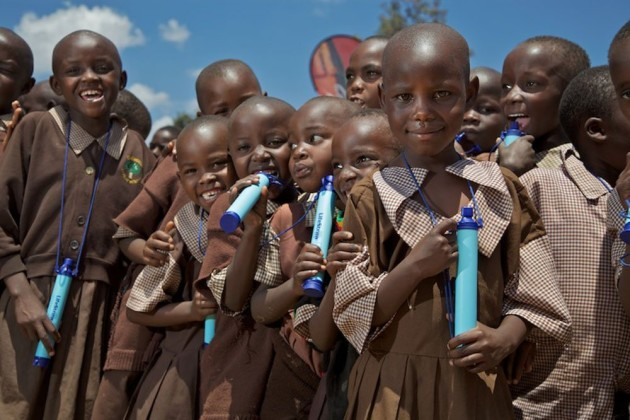 Image courtesy of LifeStraw