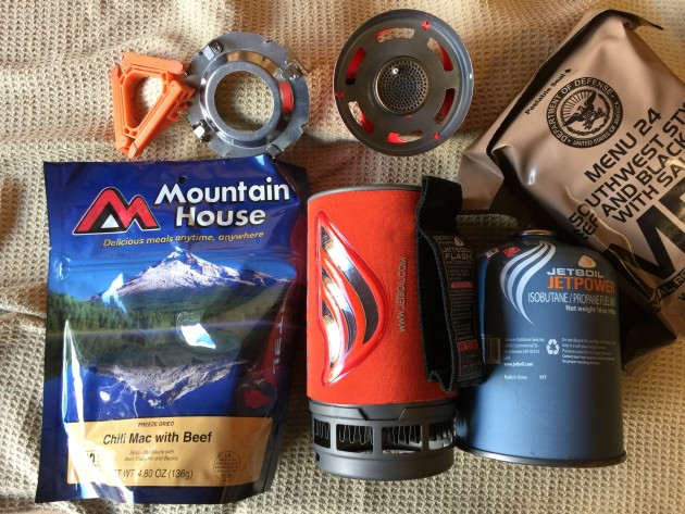 Top 10 Overnight Hike Essentials