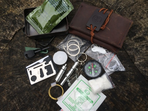 IHK Ultimate Compact Survival Kit
