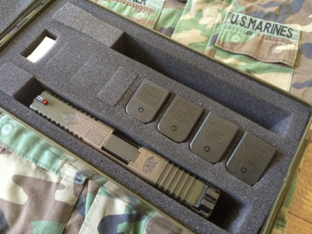 Axelson Tactical 'AXE 17' Custom Glock: First Impressions