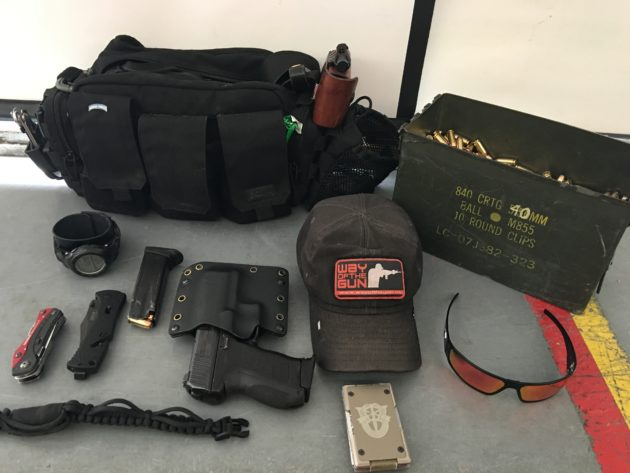 Magnus Ruppert's Everyday Carry