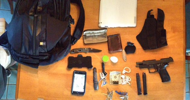 Max Pranger's Every Day Carry