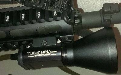 Gear Review: Streamlight TLR-1 HPL Weapon Light