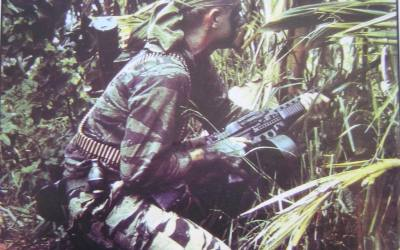 The Stoner 63 Machine Gun in Vietnam