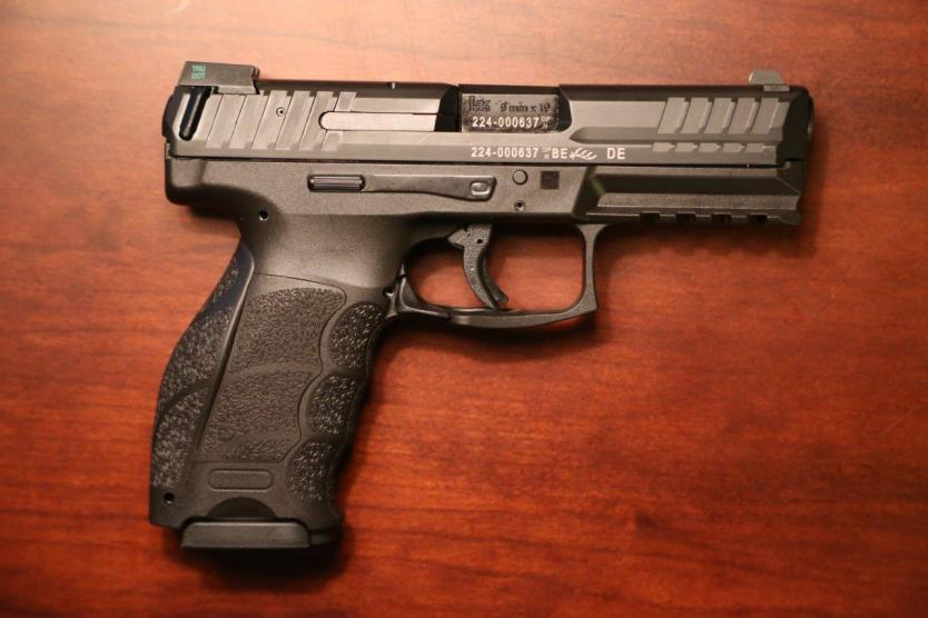 HK VP9: To 5000 Rounds and Beyond