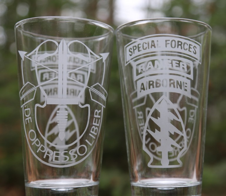 PRODUCT REVIEW: TFR OPERATIONS, ARMY RANGER MAKES KILLER LOOKING GLASSWARE