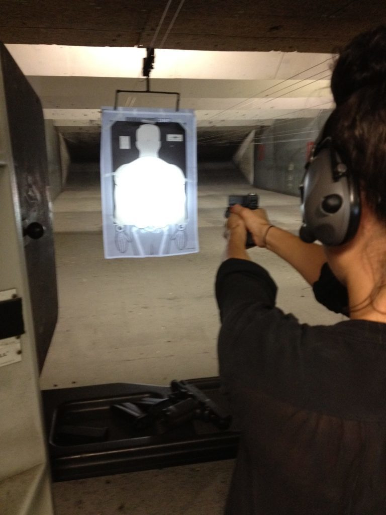 Handgun Tactics: Why You Don't Need a Laser