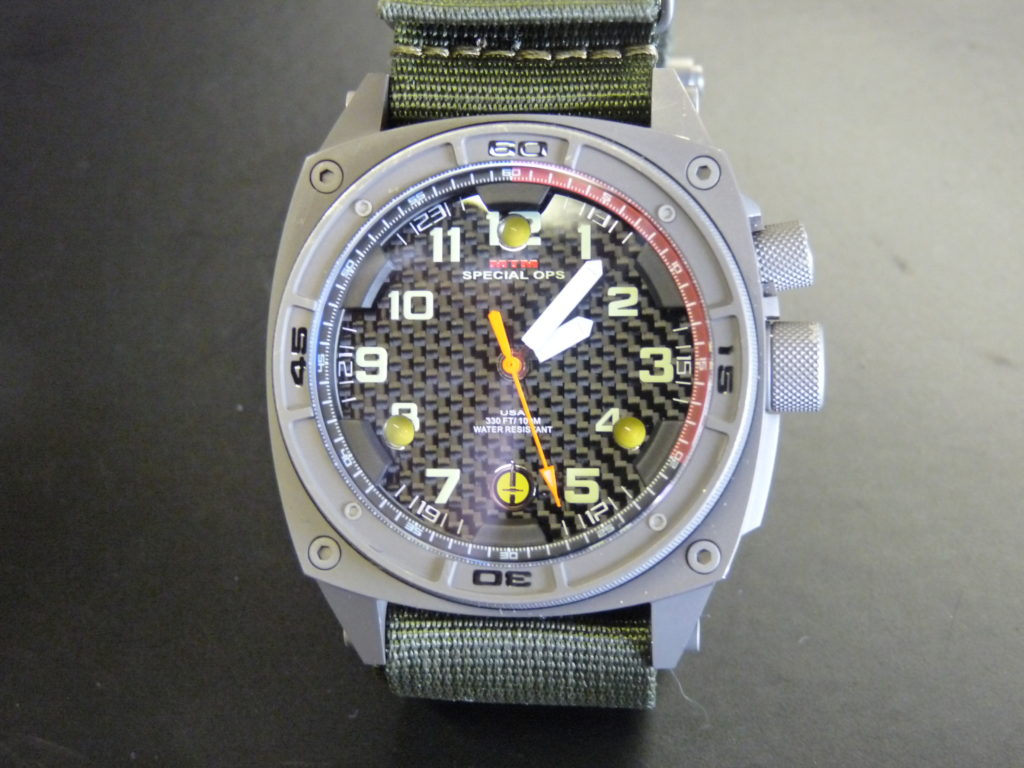 MTM Special Ops Watch | Gray Falcon Review