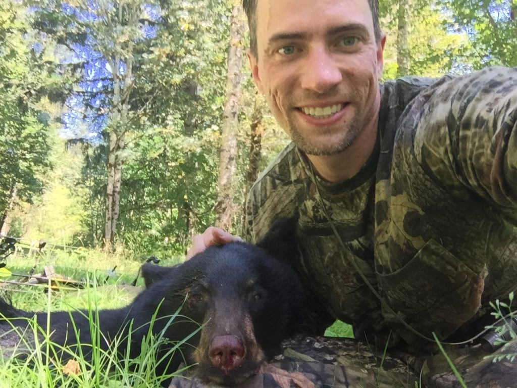 Hunting Report 2016: Bear Harvest (Archery)