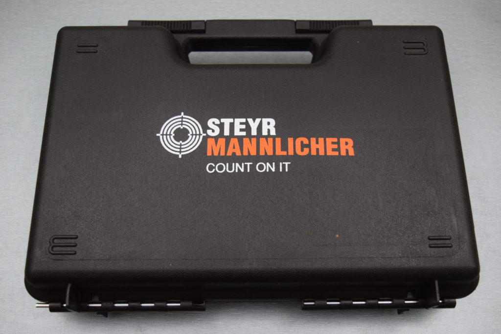 Steyr M9: Giving Glock The Boot