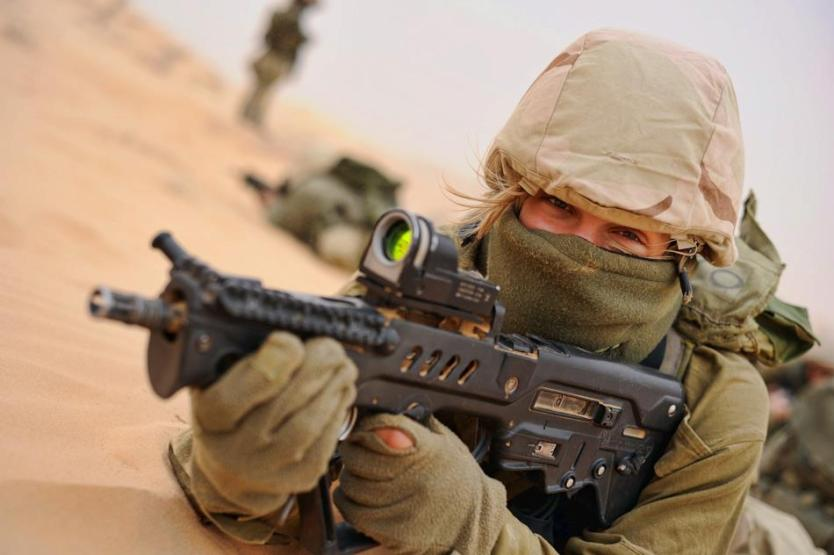 IWI Tavor After 5K rounds: Israeli Infantry Tough