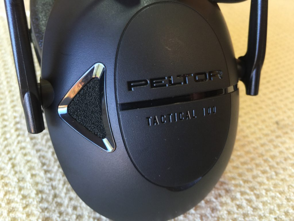 Peltor Tactical 100 Electronic Hearing Protection