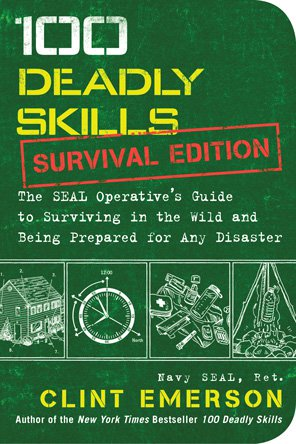'100 Deadly Skills, Survival Edition': Former Navy SEAL shows you how to choke out a bad guy