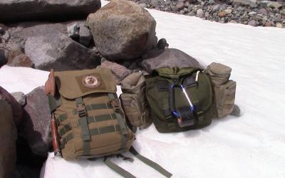 Watch: Wilderness Harness Loadout