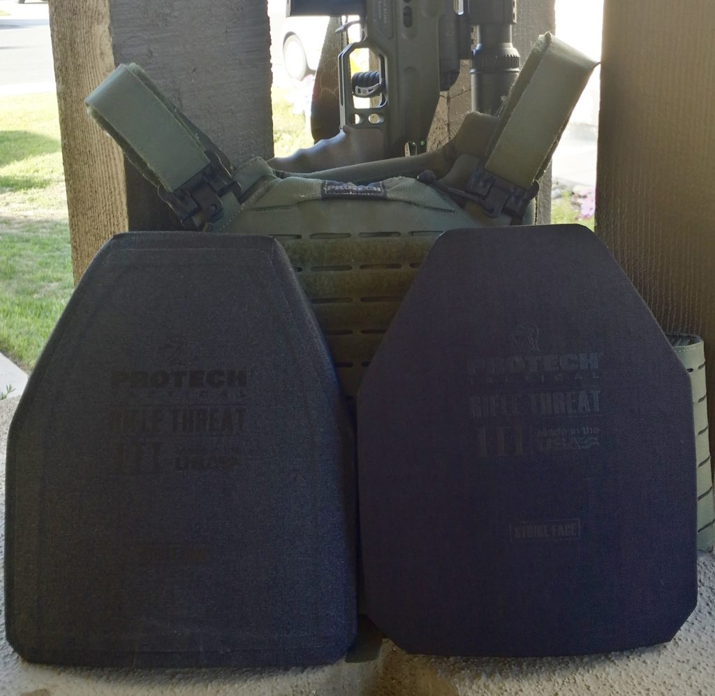 Protech Shift 360 PC and Rifle Plates | First Impressions