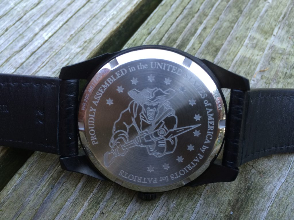 Minuteman Watches | The Jester Watch