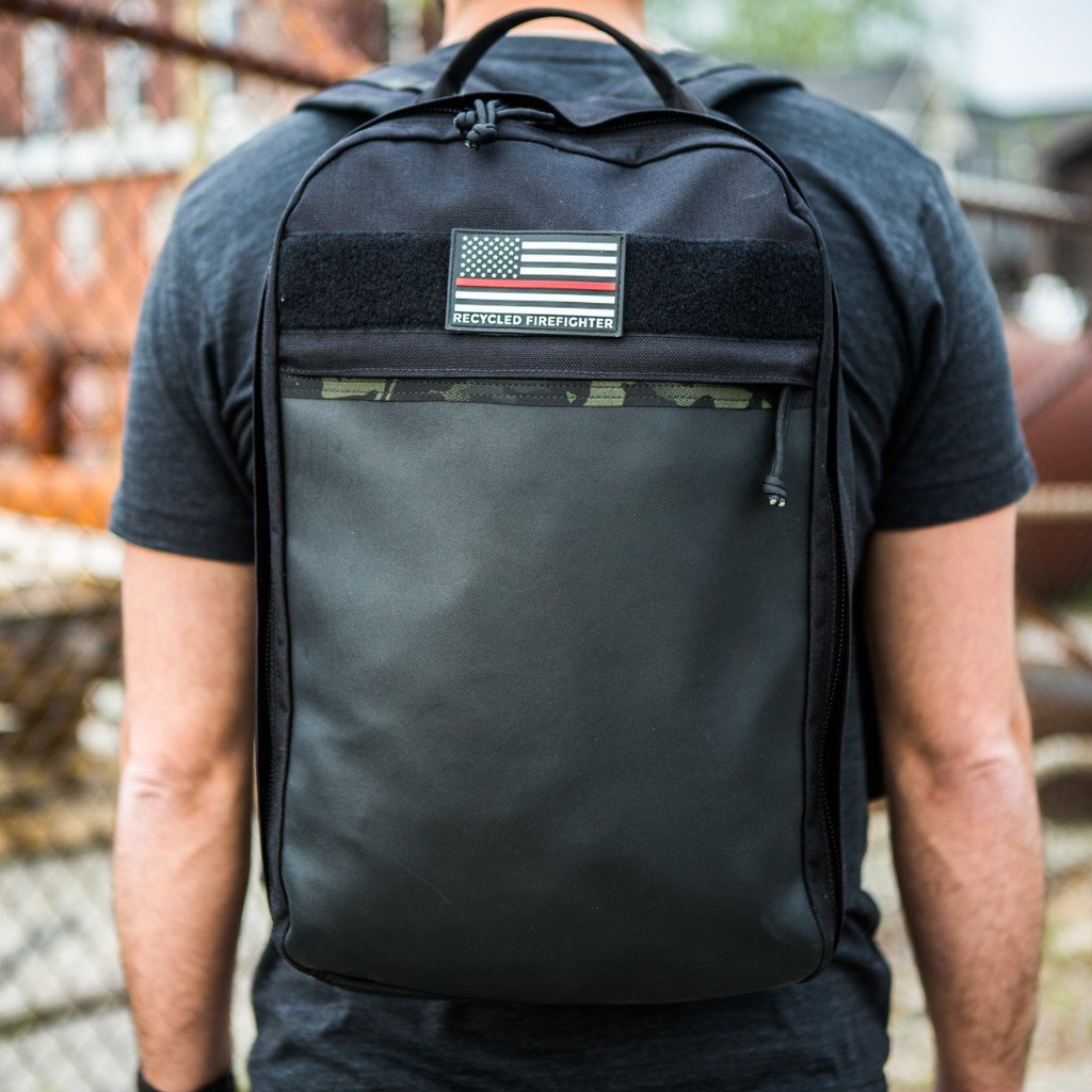 'THE CHIEF' Everyday Carry Backpack | Quick Look