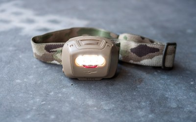 Princeton Tec Quad Tactical Headlamp