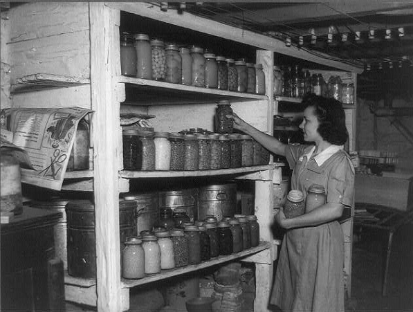 EAT DRINK AND BE MERRY: WHY YOU SHOULD STORE CANNED FOOD AT HOME