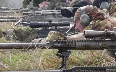 Rifles & Optics of the European Best Sniper Squad Competition 2016