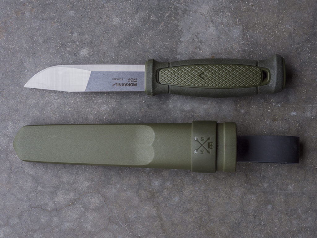 Initial review of the Morakniv Kansbol